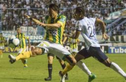 Aldosivi no fue preciso y empató en Tucumán