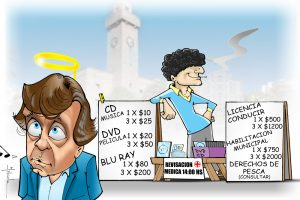 Licencias apócrifas: revocaron recurso interpuesto por ex empleada cesanteada