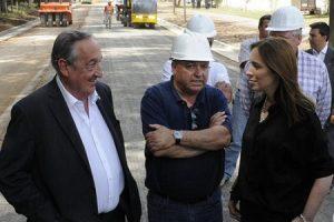 """Lunghi: """"Vidal es una gobernadora valiente, que trabaja con mucha decisión y firmeza"""""""