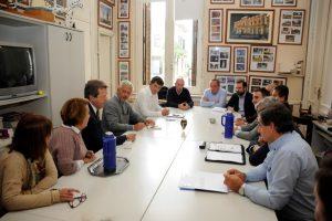 Municipio y Provincia avanzan en la implementación del SAME en Tandil
