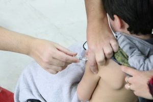 Campaña Antigripal: el Municipio aplicó 27.093 dosis en un mes