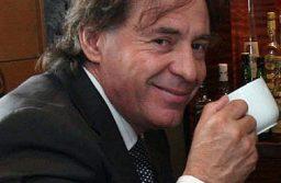 Cristobal Lopez en la tercera y ultima jornada del 45 Coloquio Anual de IDEA. Hotel Sheraton. 30 de Octubre de 2009. Mar del Plata. Foto: Mauro V. Rizzi