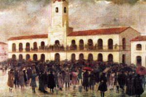 207 años de la Revolución de Mayo