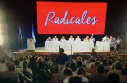 La convención de la UCR bonaerense ratificó la alianza Cambiemos
