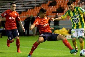 Aldosivi sumó un punto de oro frente a Independiente