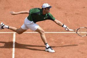Zeballos avanzó a segunda ronda en Roland Garros