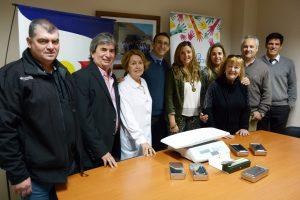 Tandil: el Hospital de Niños recibió importante aporte en aparatología