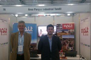 Tandil se presentó en la tercera exposición de Parques Industriales de la Provincia