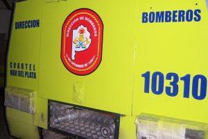 Mueren dos hermanos de 2 y 4 años tras incendiarse vivienda en el barrio Bernardino Rivadavia