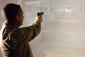 Tandil: desarrollan simulador de tiro para entrenamiento de fuerzas de seguridad