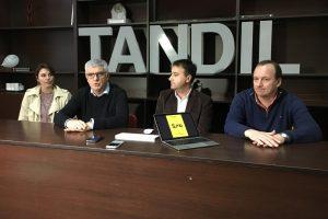 Tandil: la próxima semana se podrá registrar el estacionamiento medido desde el celular