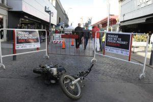 Tandil: las jornadas de formación de seguridad vial se trasladaron a la Peatonal 9 de Julio