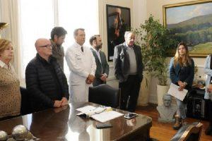 Salud en Tandil: incorporan 15 nuevos especialistas residentes