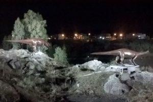 Parque del origen en Tandil: los dinosaurios se harán esperar