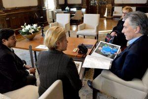 Macri recibió a los padres de joven marplatense que murió mientras esperaba trasplante