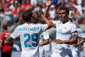 El marplatense Francisco Feuillassier debutó en el Real Madrid