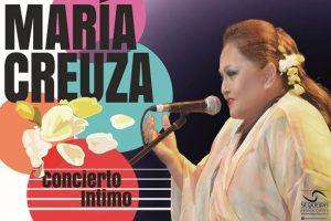 María Creuza se presenta este sábado en el Radio City