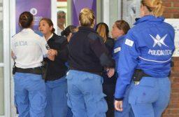 Detienen a un hombre que agredió a uniformada de policía local