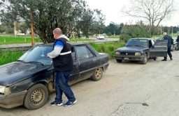 El municipio secuestró tres remises ilegales