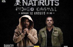 La banda brasileña Natiruts llega a Mar del Plata