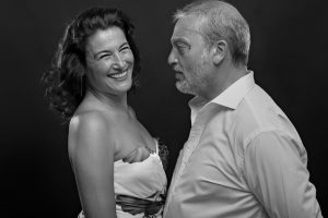Karina Levine y Luis Reales presentan su primer disco