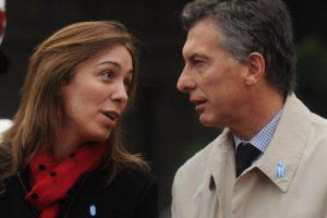 No descartan que Vidal acompañe a Macri en el INIDEP