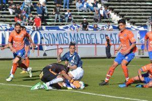 Alvarado y un debut que ilusiona