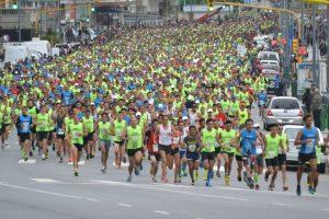Presentan el Maratón Internacional de Mar Del Plata en Buenos Aires
