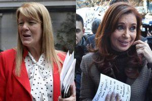 Stolbizer denunció por lavado de dinero a ex socio de la familia Kirchner