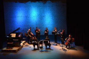 La OrquestamunicipaldeTango se presenta en el Teatro Colón