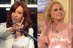 """Mirtha sobre CFK: """"Ser mala persona es dejar un país empobrecido, por gente que ha robado por todos lados"""""""