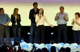 """Vidal: """"Somos la generación que va a cambiar para siempre esta provincia"""""""