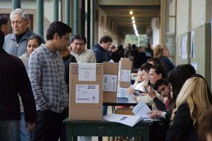Con total normalidad, cerró la votación en Mar del Plata