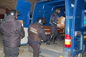 Más de 30 mil efectivos policiales estarán afectados a los comicios de este domingo