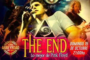 El reconocido y consagrado tributo a Pink Floyd  regresa al escenario de Abbey Road