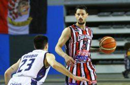 Quilmes superó a Bahía Basket en suplementario