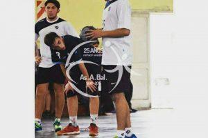 Ezequiel Moya fue convocado a la Selección Juvenil Marplatense de handball