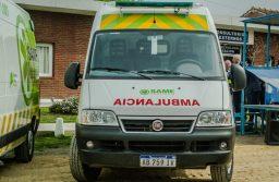 Mar Chiquita: Más ambulancias para los municipios de la región