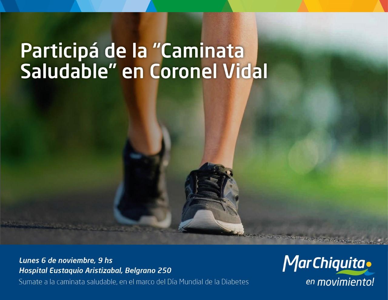 """Día Mundial de la Diabetes   Participá de la """"Caminata Saludable"""" en ..."""