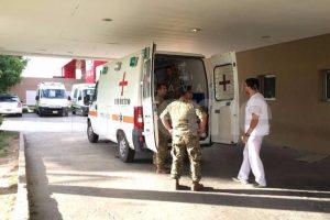 Tragedia en ejercicio militar en Azul: un muerto y cuatro heridos