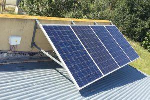 Tandil: culminaron con la primera etapa del plan de instalación de energía solar en jardines de infantes