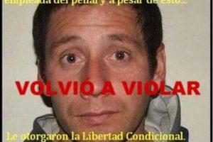 Comenzó el juicio contra el violador de Playa Los Lobos, Rubén Galera