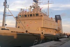 Intensifican los rastrillajes y se suman nuevas embarcaciones a la búsqueda del San Juan