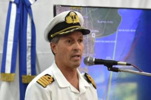 """Según la Armada: """"El parte que se filtró no indica que el submarino estuviera en emergencia"""""""
