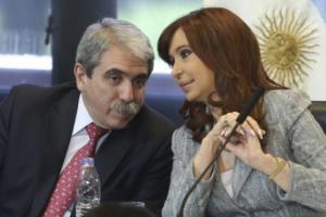 Los soldados K se dan vuelta: Aníbal Fernández y una carta contra Cristina Kirchner