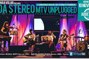 Soda Stereo MTV Unplugged este viernes en AbbeyRoad