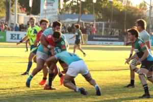 """El """"Trébol"""" ganó en Montevideo y sumó su segunda victoria en el torneo"""