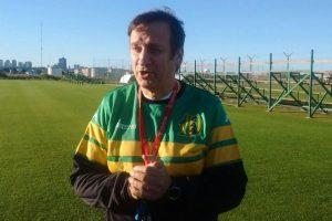 No va más: Perazzo dejó de ser el técnico de Aldosivi
