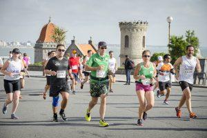 Peralta y Mastromarino listos para la Maratón de Mar del Plata