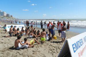 Proponen articular con la Provincia el programa «Mar de Chicos»